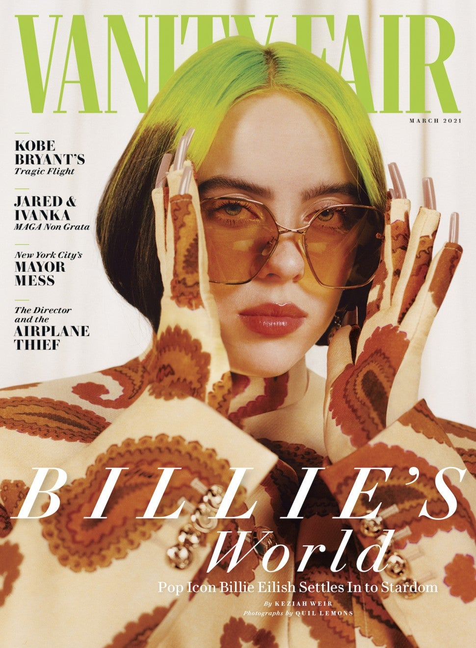 Billie Eilish Vanity Fair