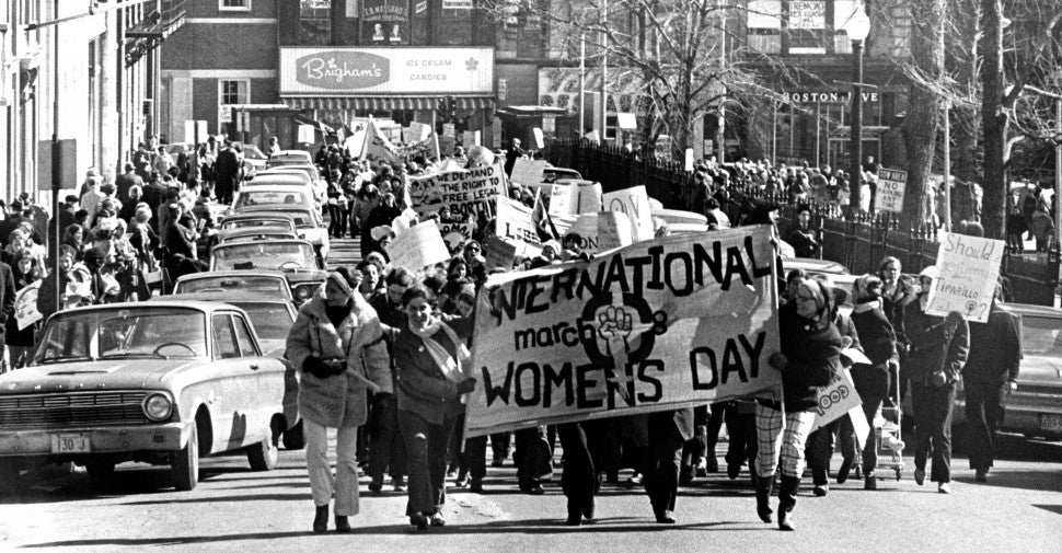 Women's History Month: How It Started and How to Celebrate | Entertainment  Tonight