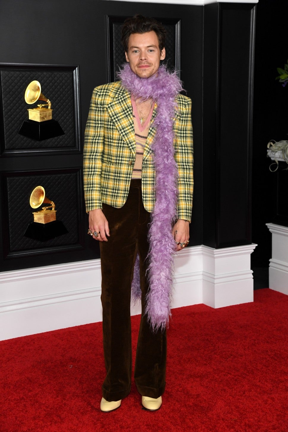 Harry Styles Grammys 2021