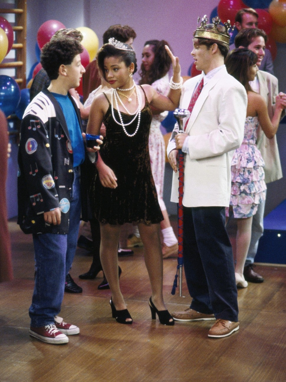 Bianca Lawson as Megan Jones on Saved by the Bell: The New Class
