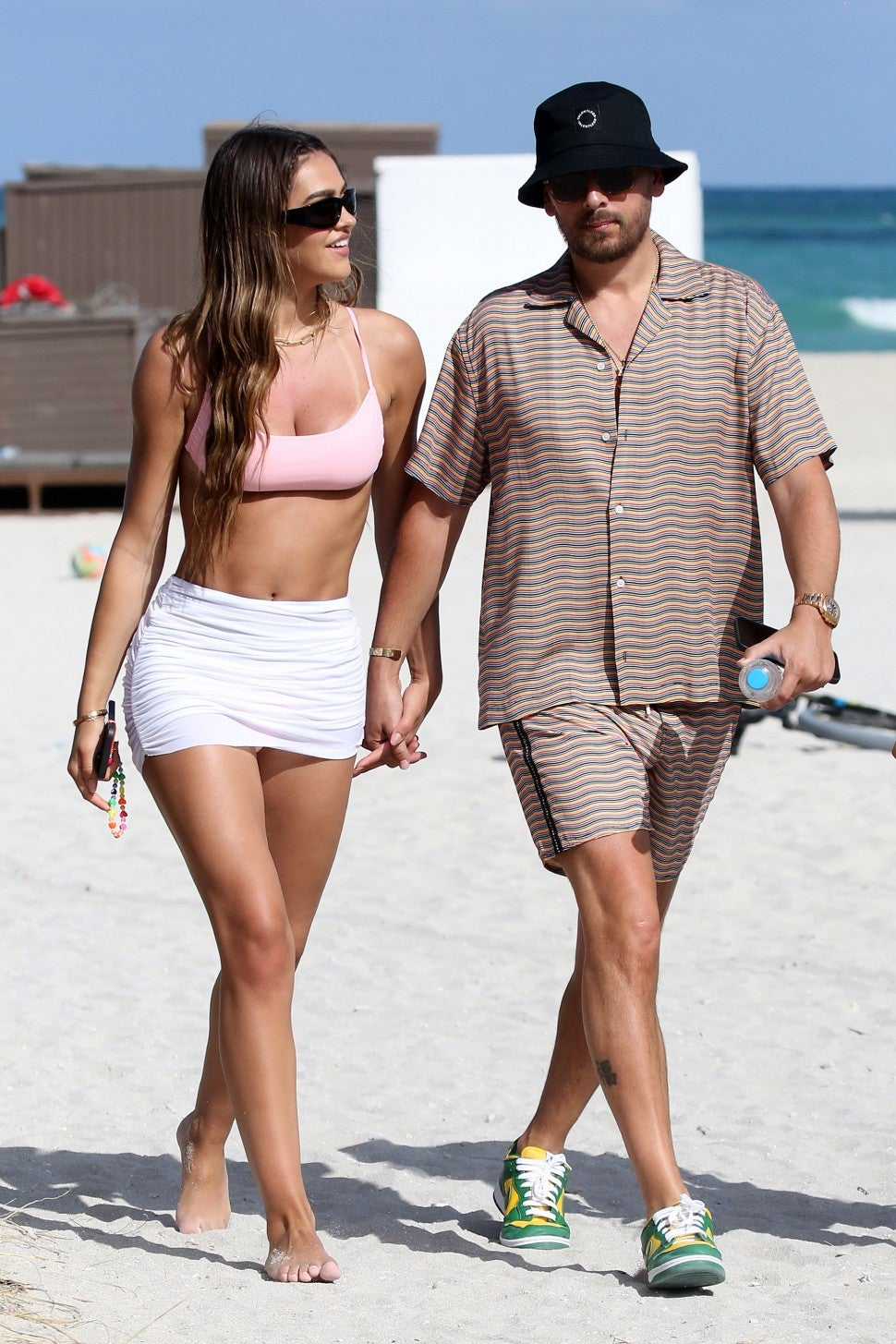 Amelia Gray Hamlin and Scott Disick