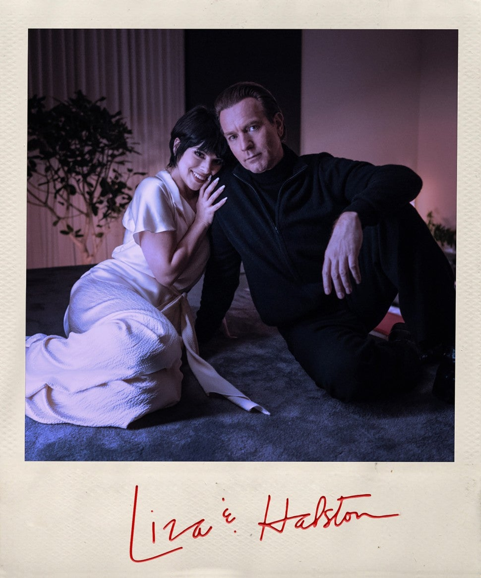 Ewan McGregor and Krysta Rodriguez in Halston