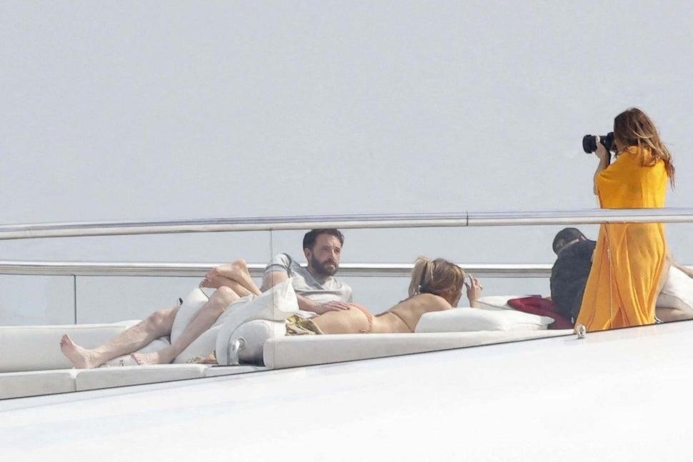 Ben Affleck Jennifer Lopez Backgrid