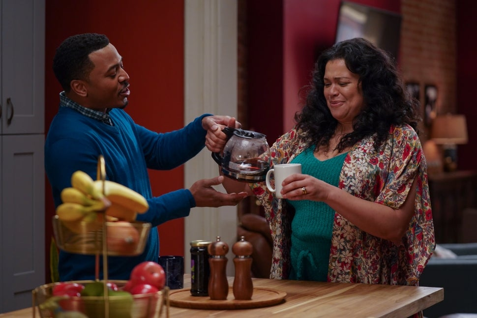 RonReaco Lee and Michelle Buteau First Wives Club