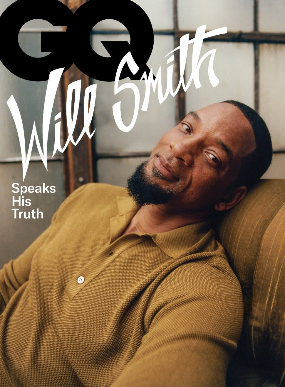 Will Smith 'GQ' cover