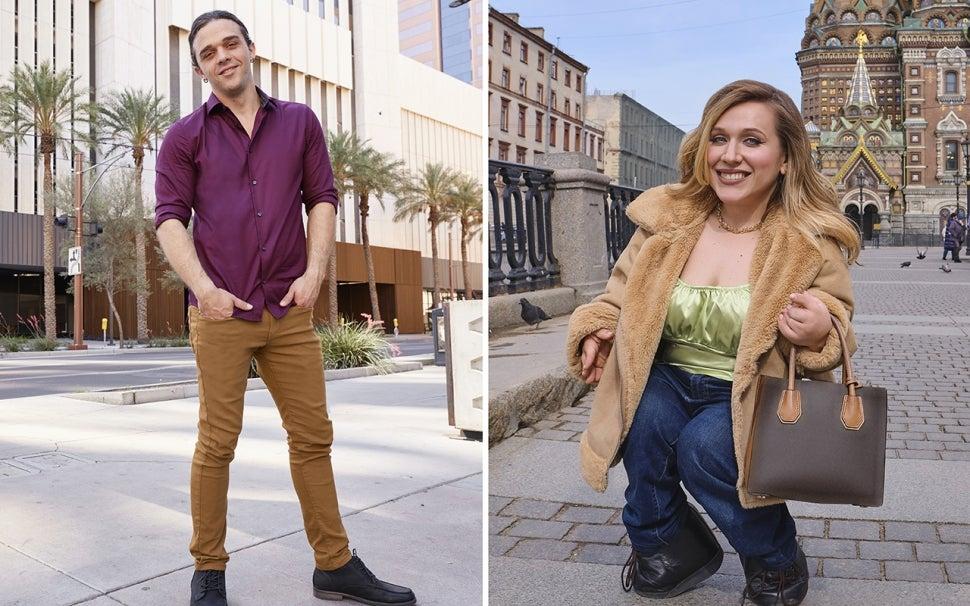 Caleb and Alina