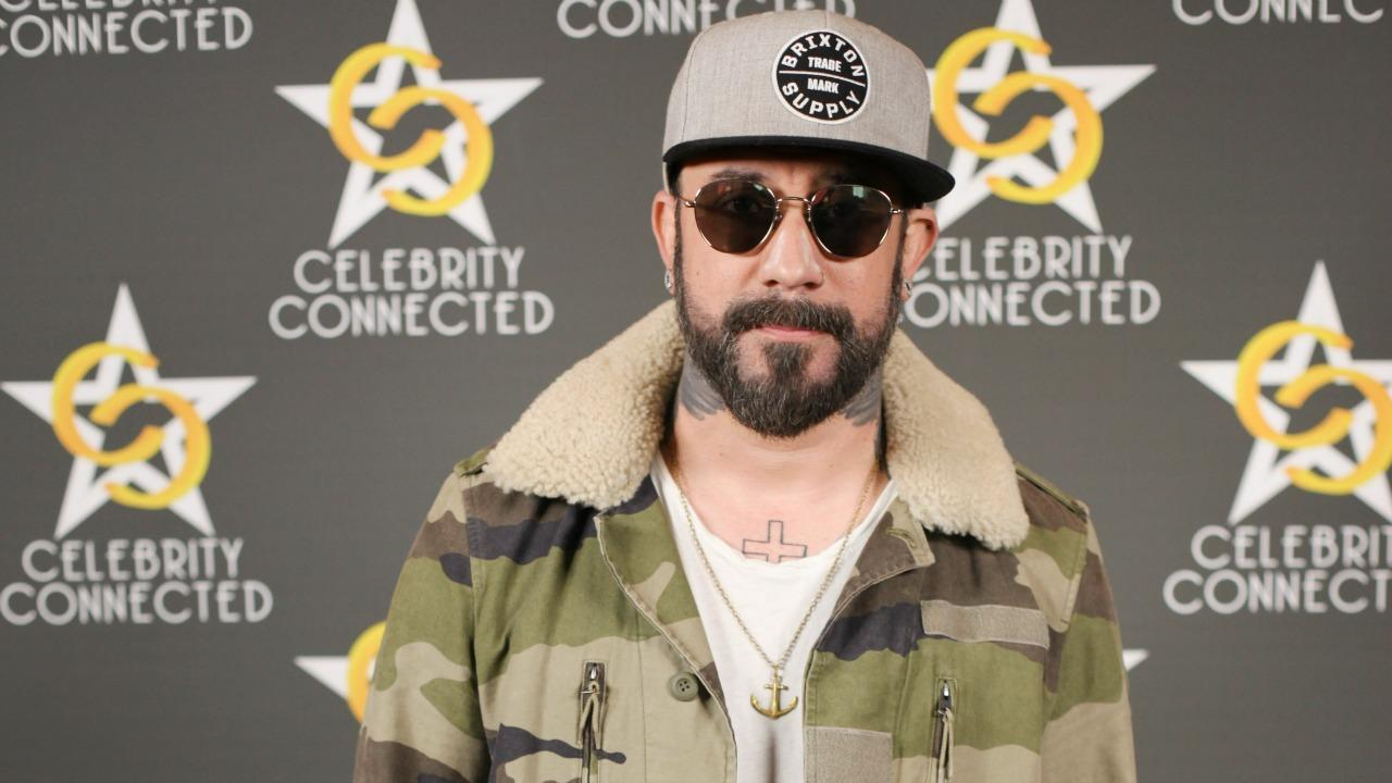 AJ McLean and Daughter Ava Rock Out to *NSYNC\'s Christmas Jam ...