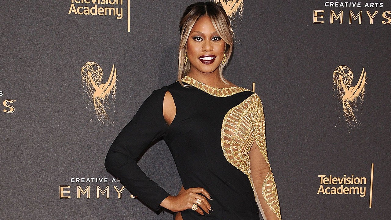 Laverne Cox Slays as \u0027Cosmopolitan\u0027s First-Ever Transgender Cove ...