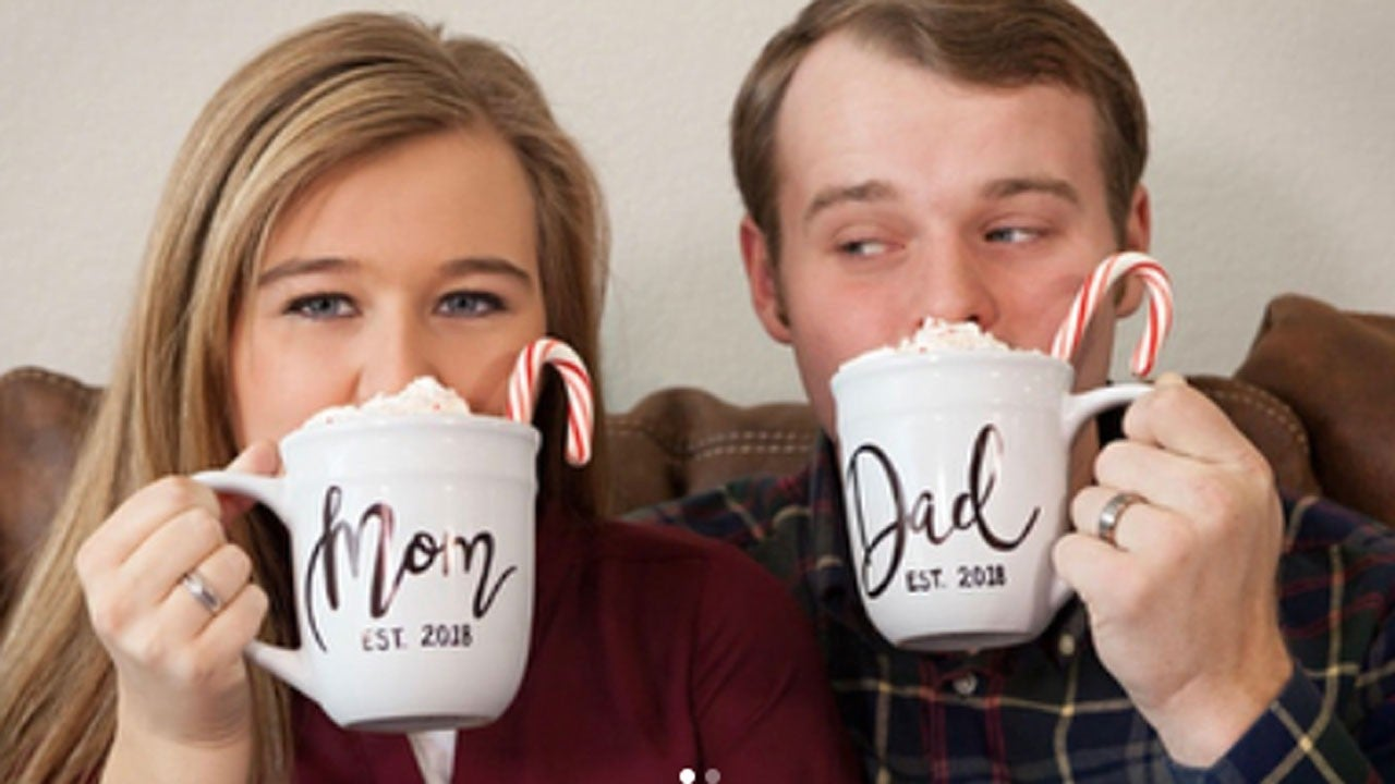 Joseph Duggar and Wife Kendra Expecting Baby No. 2 -- See Their Sweet Announcement
