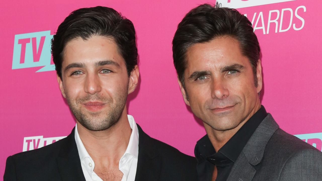 John Stamos and Josh Peck Act Out \'Grey\'s Anatomy\' Scene With a ...
