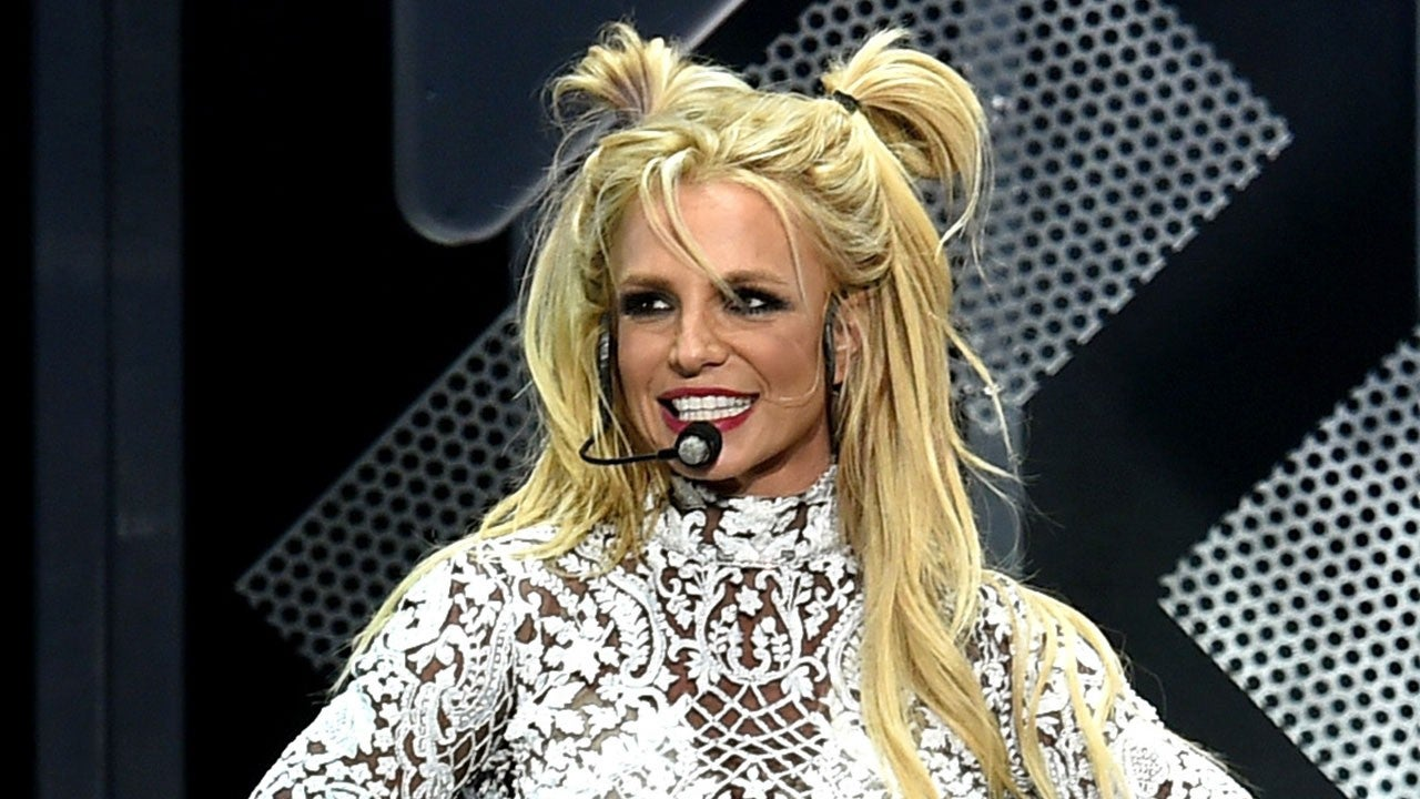 9news Com Britney Spears Announces Piece Of Me Tour In