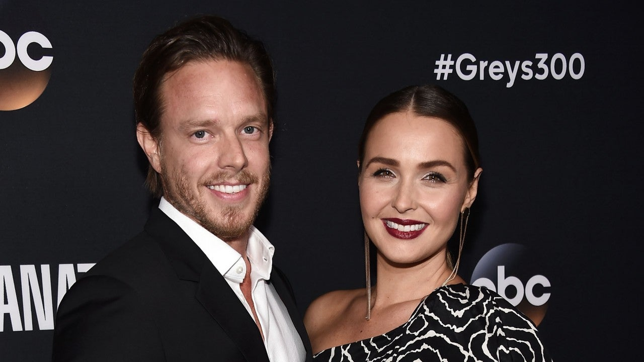 Grey\'s Anatomy\' Star Camilla Luddington Is Engaged to Matthew A ...