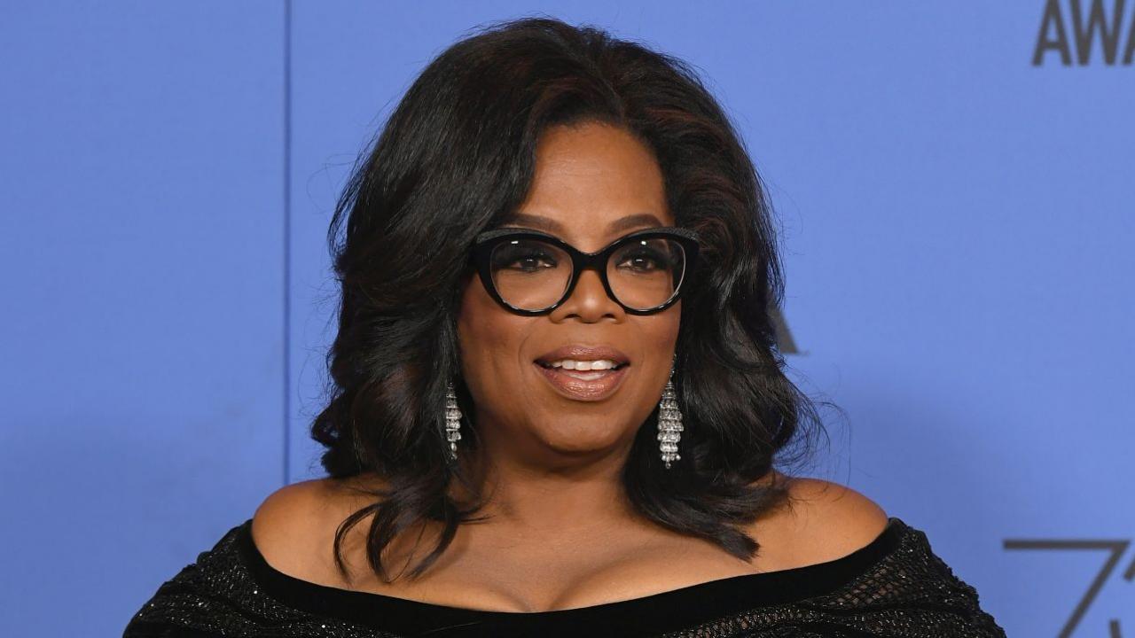 Oprah Winfrey Shares Video Of How California Mudslides