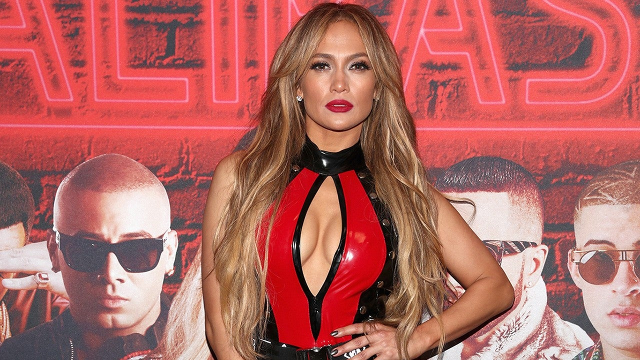 Jennifer Lopez Says Her Favorite Part Of Her Sexy