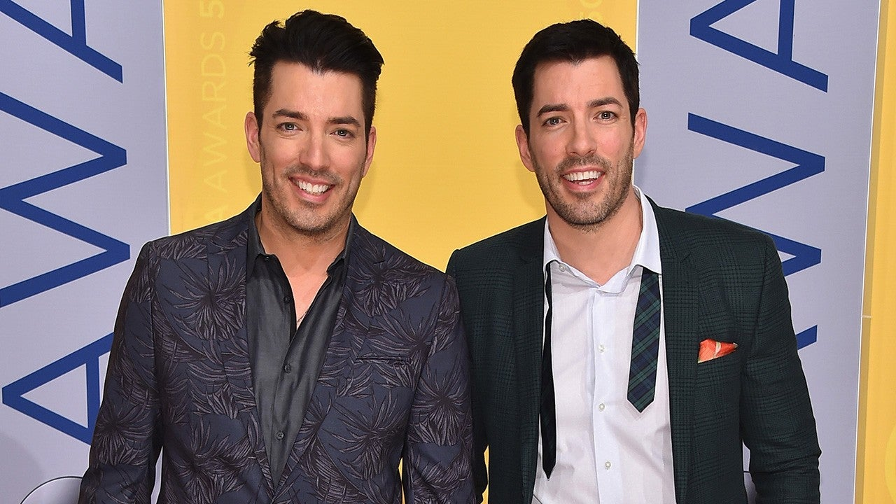 Property Brothers Drew Jonathan Scott React To This Is Us Shout Out Exclusive