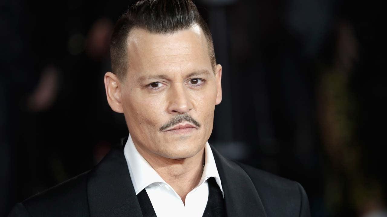 Johnny Depp and Amber Heard Share Comic-Con Panel