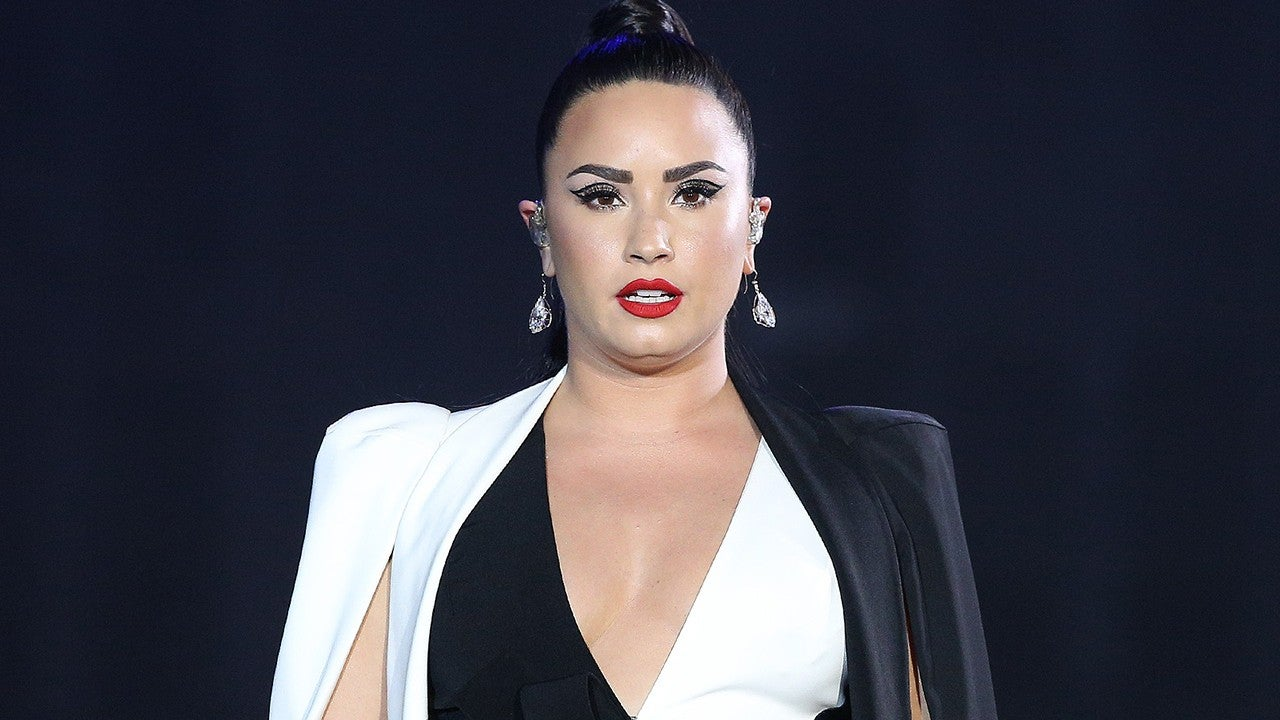 Demi Lovato Reportedly Hospitalized for Heroin Overdose