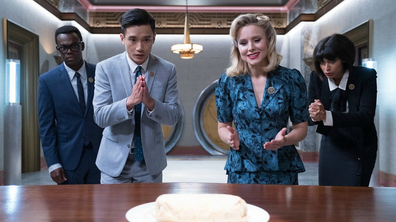 Comic-Con: 'The Good Place' Screens First 2 Minutes of Season 3 Premiere