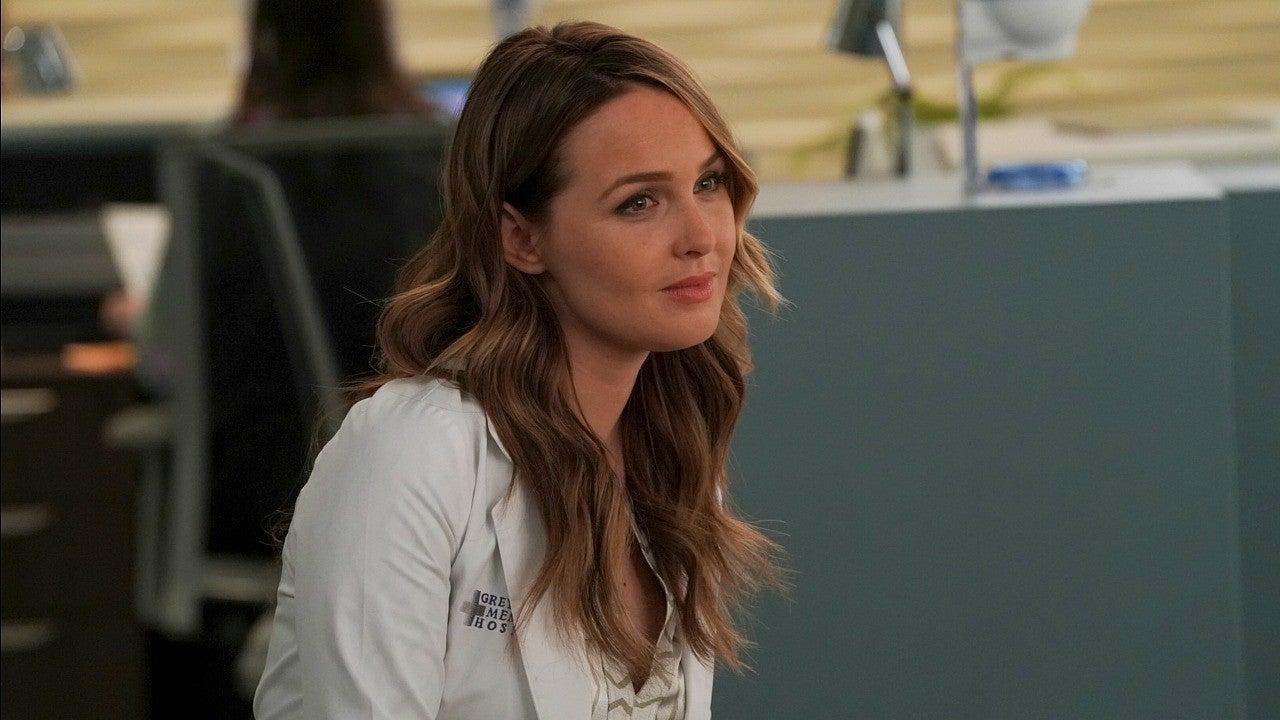Grey\'s Anatomy\': Camilla Luddington Hopes Fans \'Embrace Other C ...