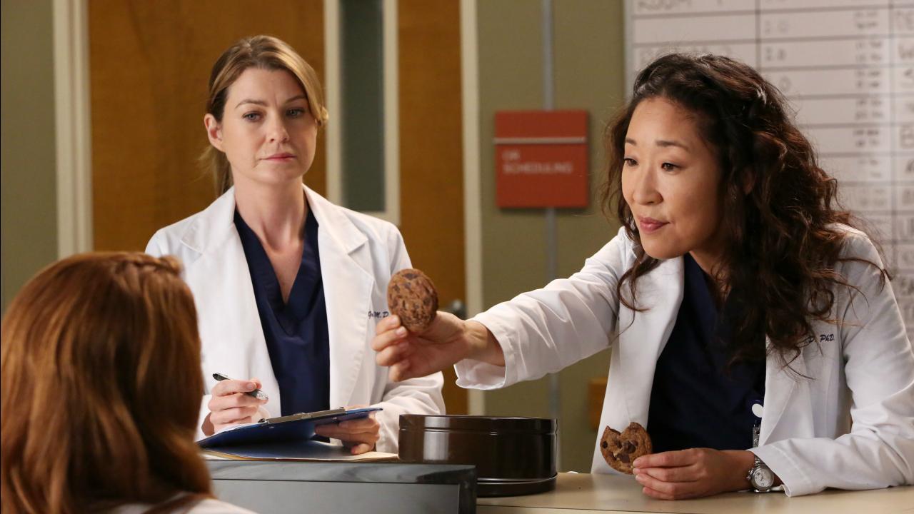 Grey\'s Anatomy\' Team Celebrate Sandra Oh\'s Historic Emmy Nomina ...