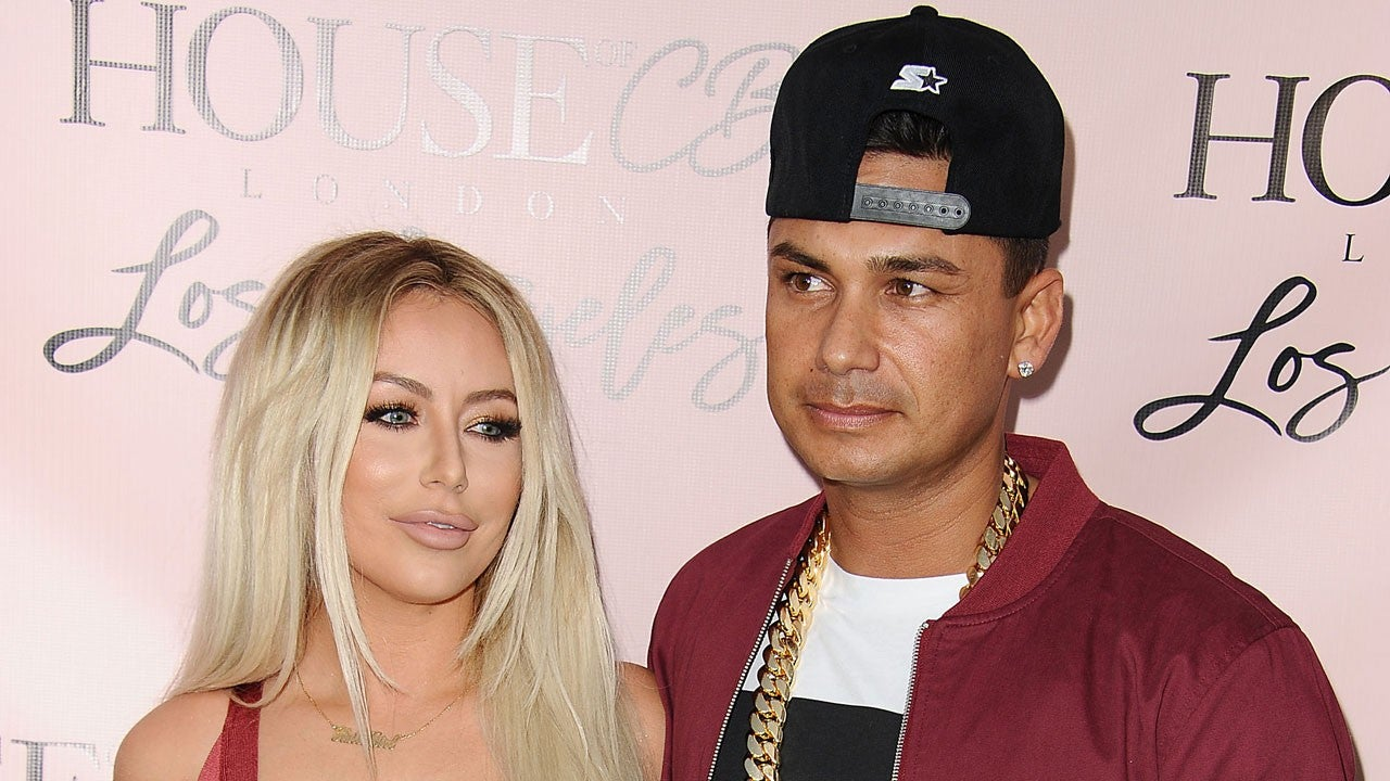 Married pauly d Is Pauly