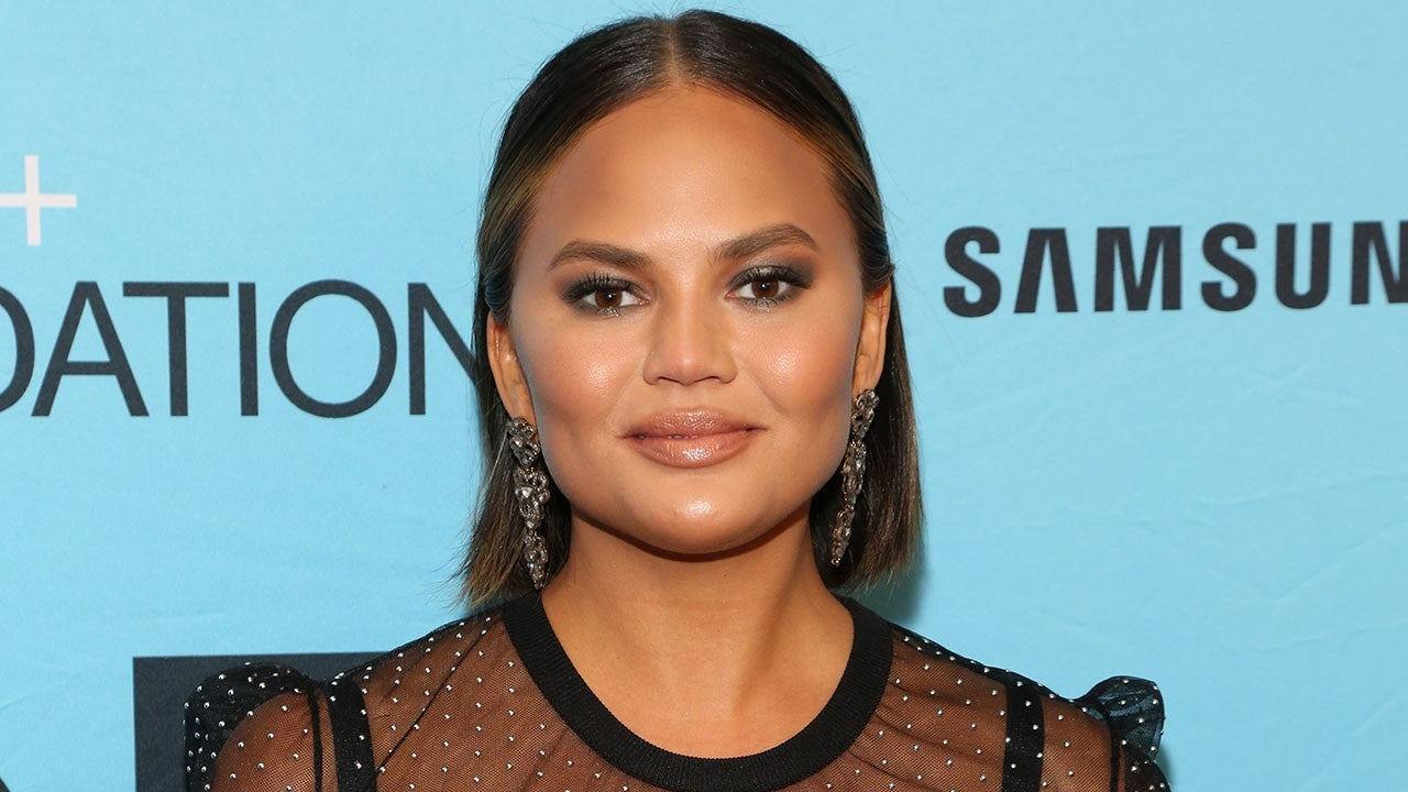 Chrissy Teigen Shares Which Celebrities Have Slid Into Her DMs