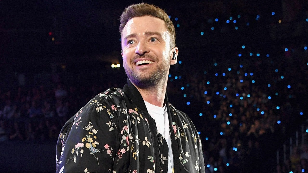 Justin Timberlake Reacts to *NSYNC Reuniting Without Him at Ariana Grande's Coachella Show