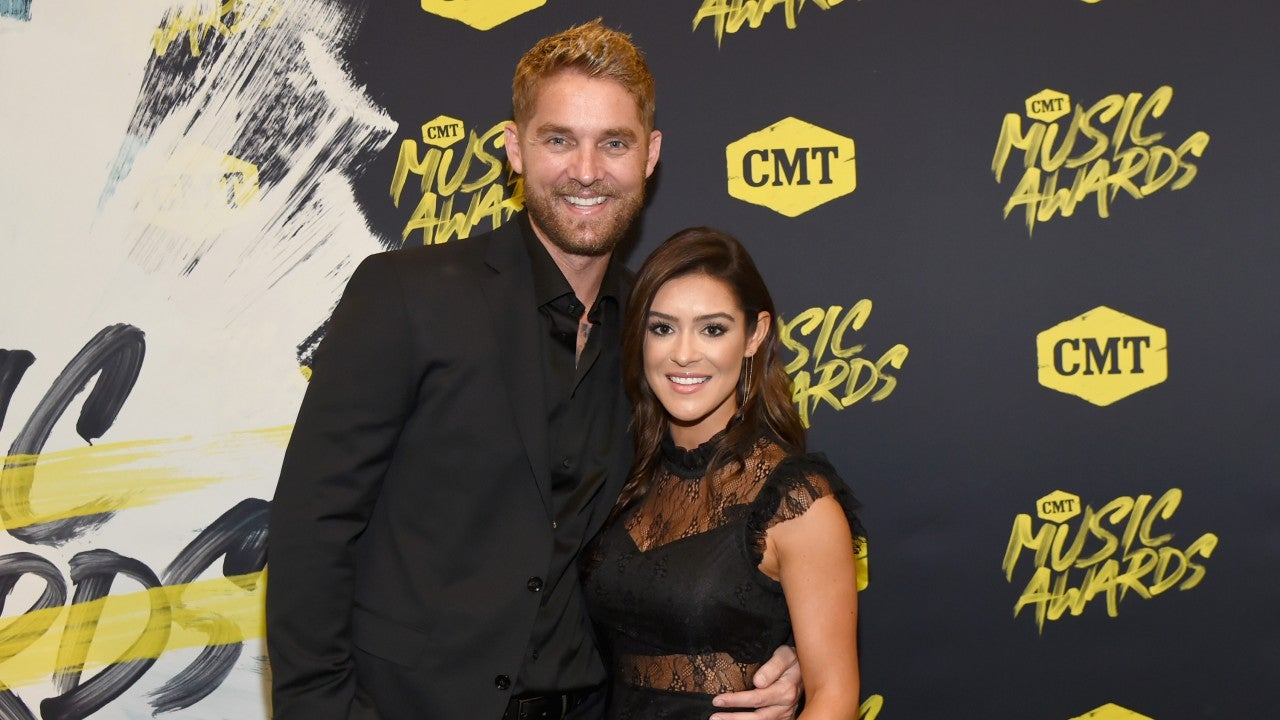 Brett Young and Wife Taylor Mills Are Expecting Their First Child Together
