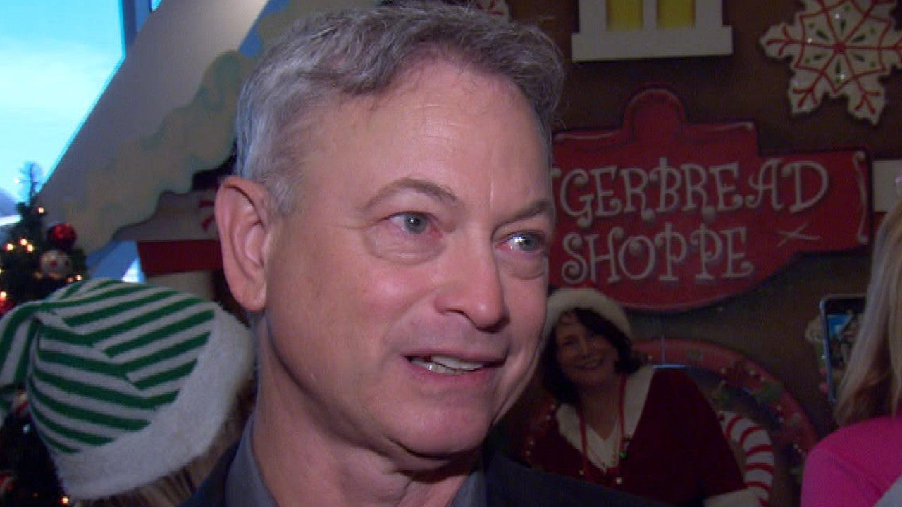 Gary Sinise Shares How His 'Forrest Gump' Role Inspired Him to Give Back to Gold Star Families