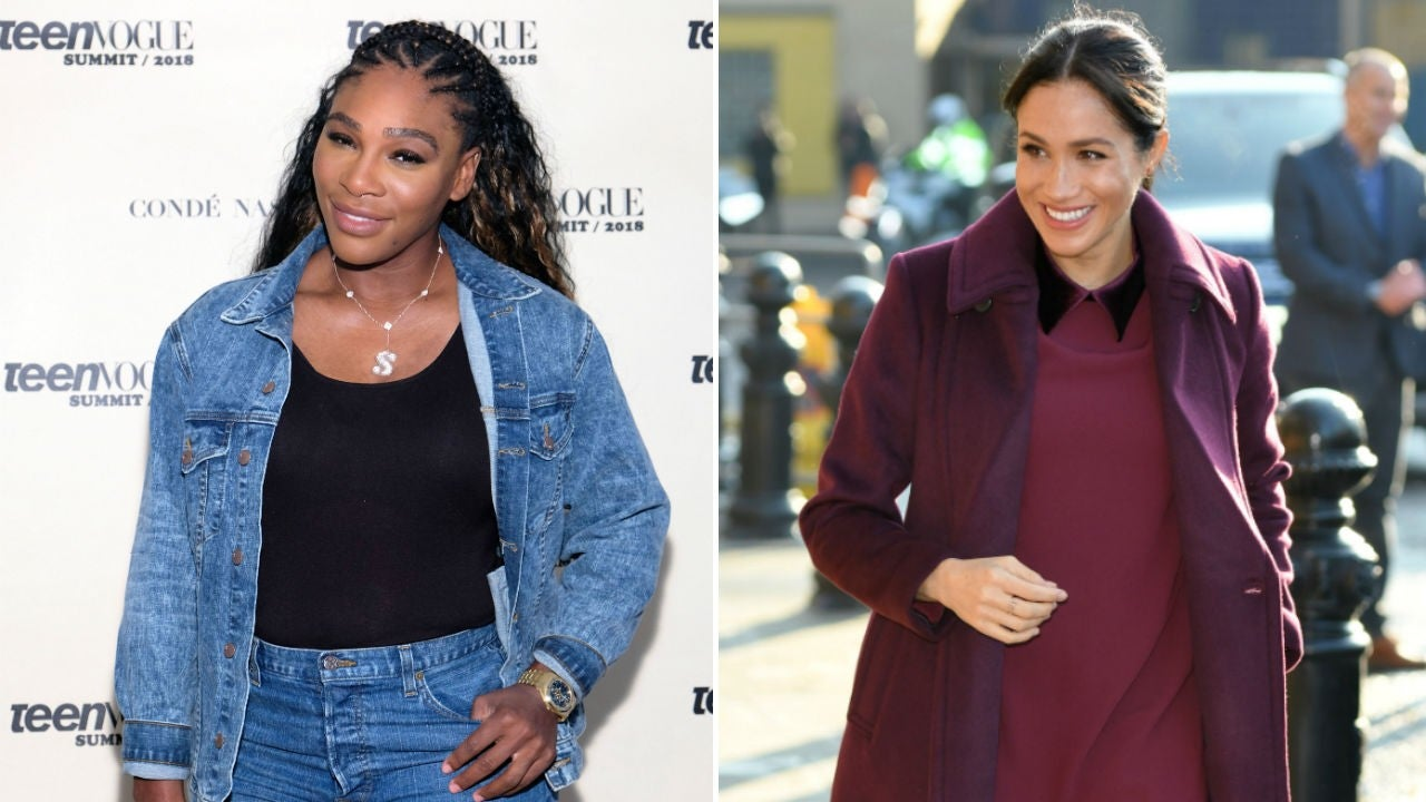 Serena Williams Reveals Why Meghan Markle Is the Best BFF Ever