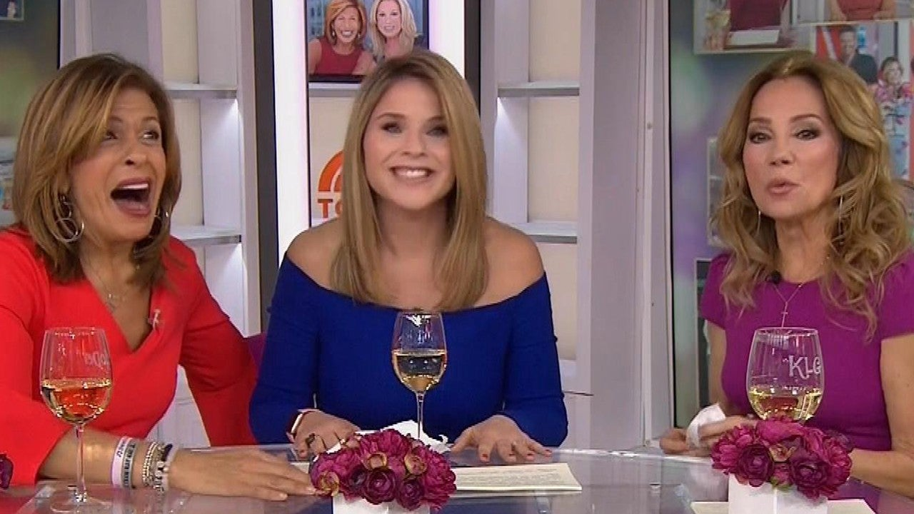 Jenna Bush Hager Reveals What Kathie Lee Gifford Gifted Her Ahead of 'Today' Debut (Exclusive)