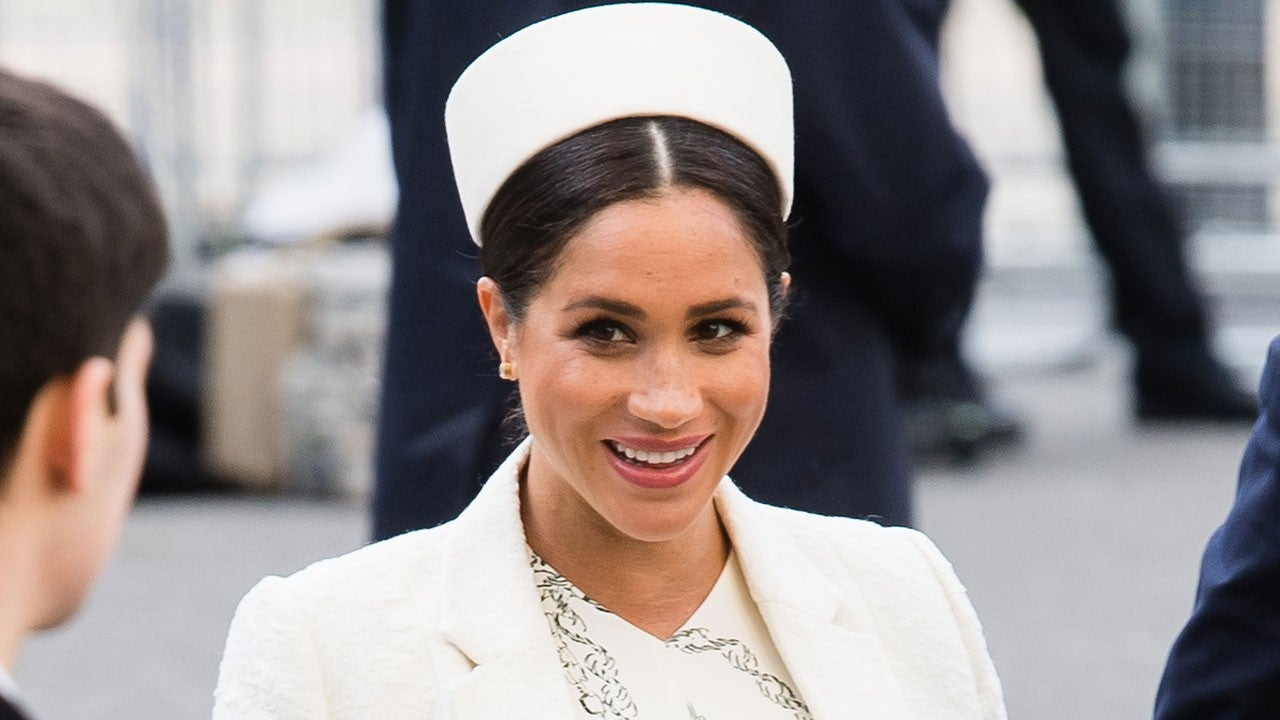 See Every Amazing Meghan Markle Maternity Outfit