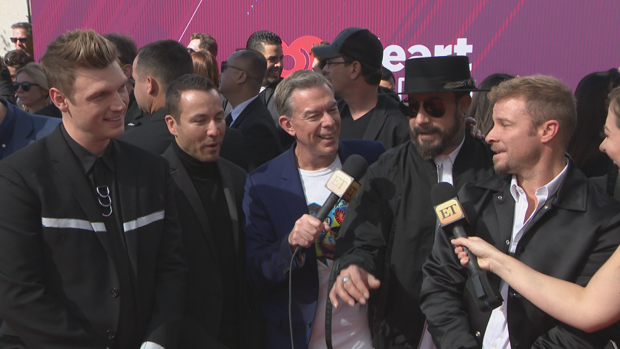 Backstreet Boys React to Lance Bass' Claims About Late Manager Lou Pearlman in New Documentary (Exclusive)