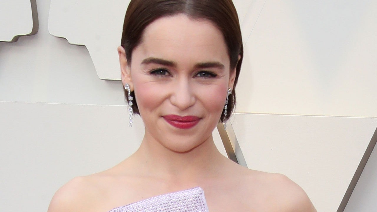 Emilia Clarke Says a 'Bit of My Brain' Died Upon Suffering a Near-Fatal Aneurysm