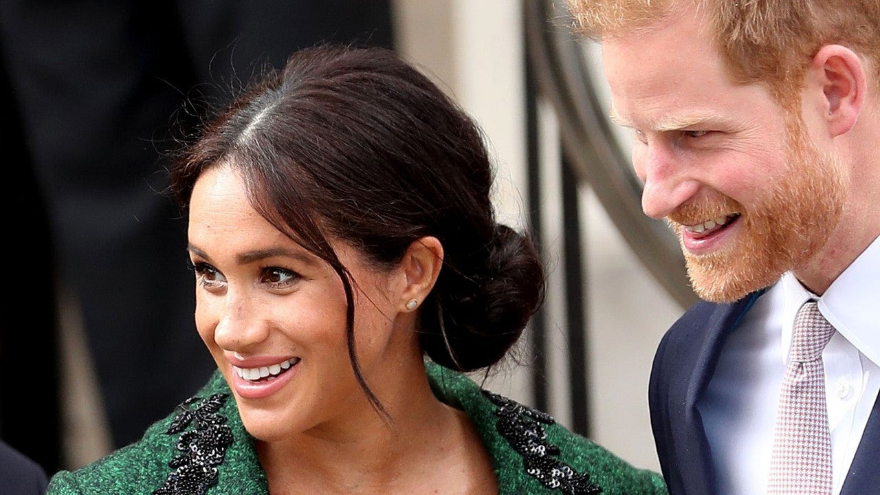 Fans Suspect Meghan Markle Is Running the Sussex Royal Instagram Account -- Here's Why