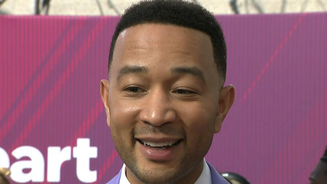 John Legend Weighs in on College Bribery Scandal (Exclusive)