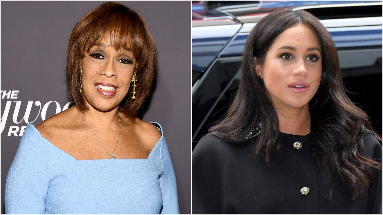 Gayle King Agrees With Oprah Winfrey That Meghan Markle Is Being Treated Unfairly in the Media (Exclusive)