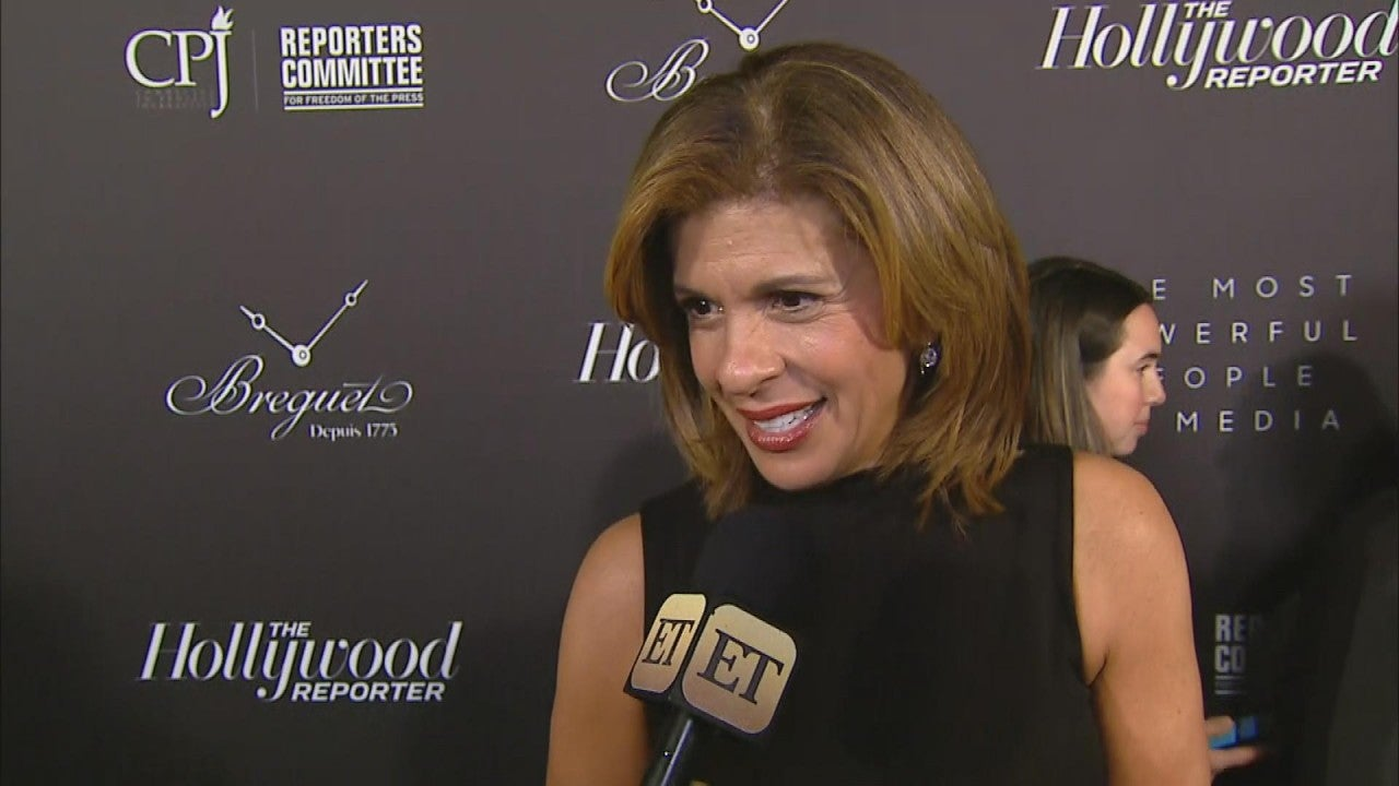 Hoda Kotb Reviews Jenna Bush Hager's First Week on 'Today': 'I Dig Her Vibe' (Exclusive)