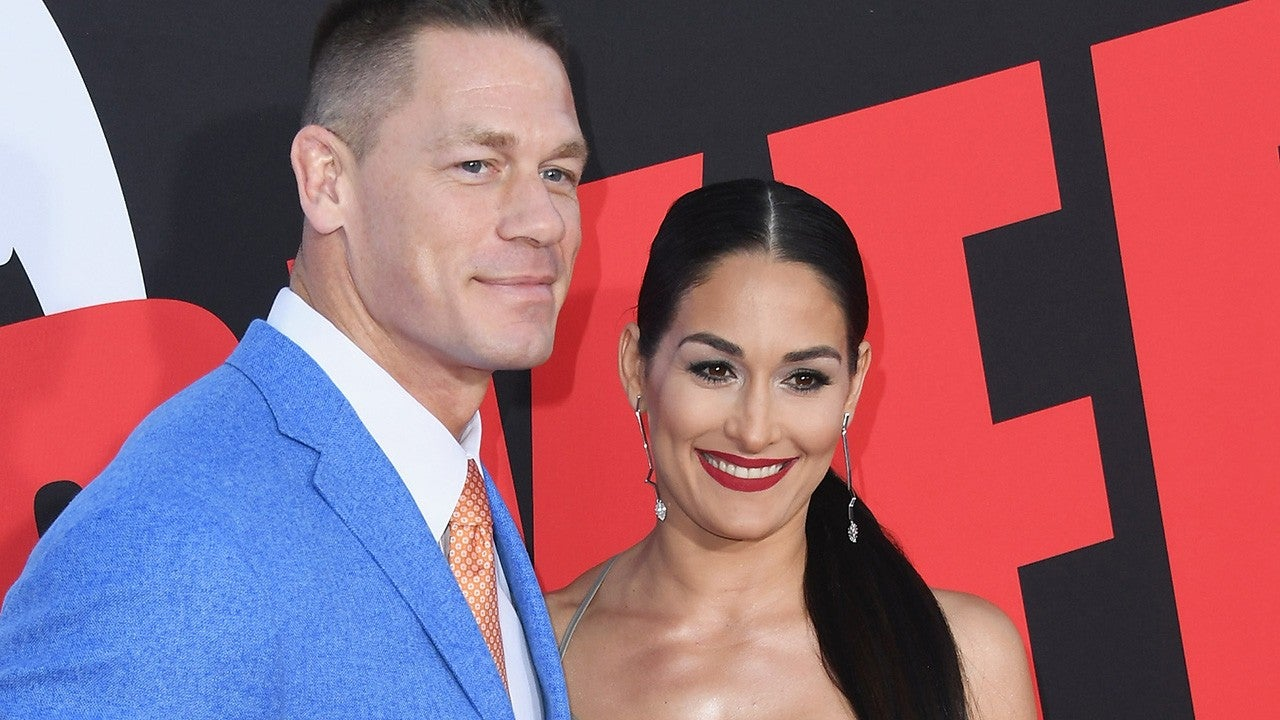 Nikki Bella Reacts to Seeing Ex-Fiance John Cena Out With Another Woman