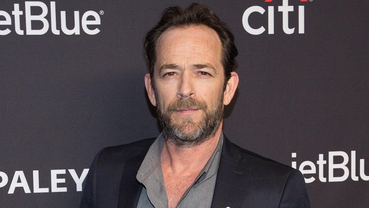 Luke Perry's Daughter Sophie Wears His 'Riverdale' Hat, Says She Wants to Make Dad 'Proud'
