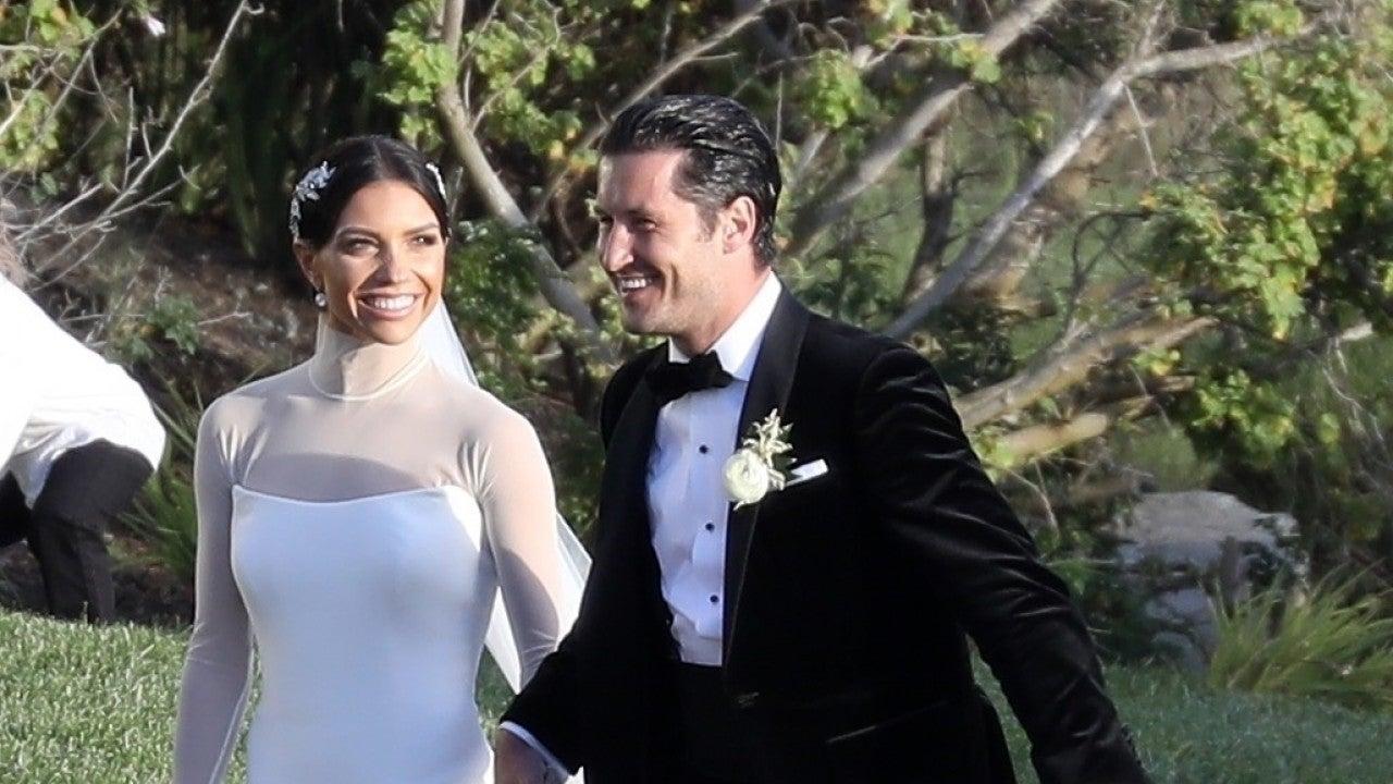 Jenna Johnson and Val Chmerkovskiy Are Married!
