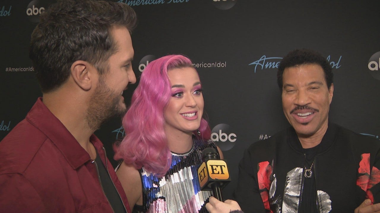 Katy Perry Spills on Which 'American Idol' Contestant Orlando Bloom Wanted Her to Save (Exclusive)