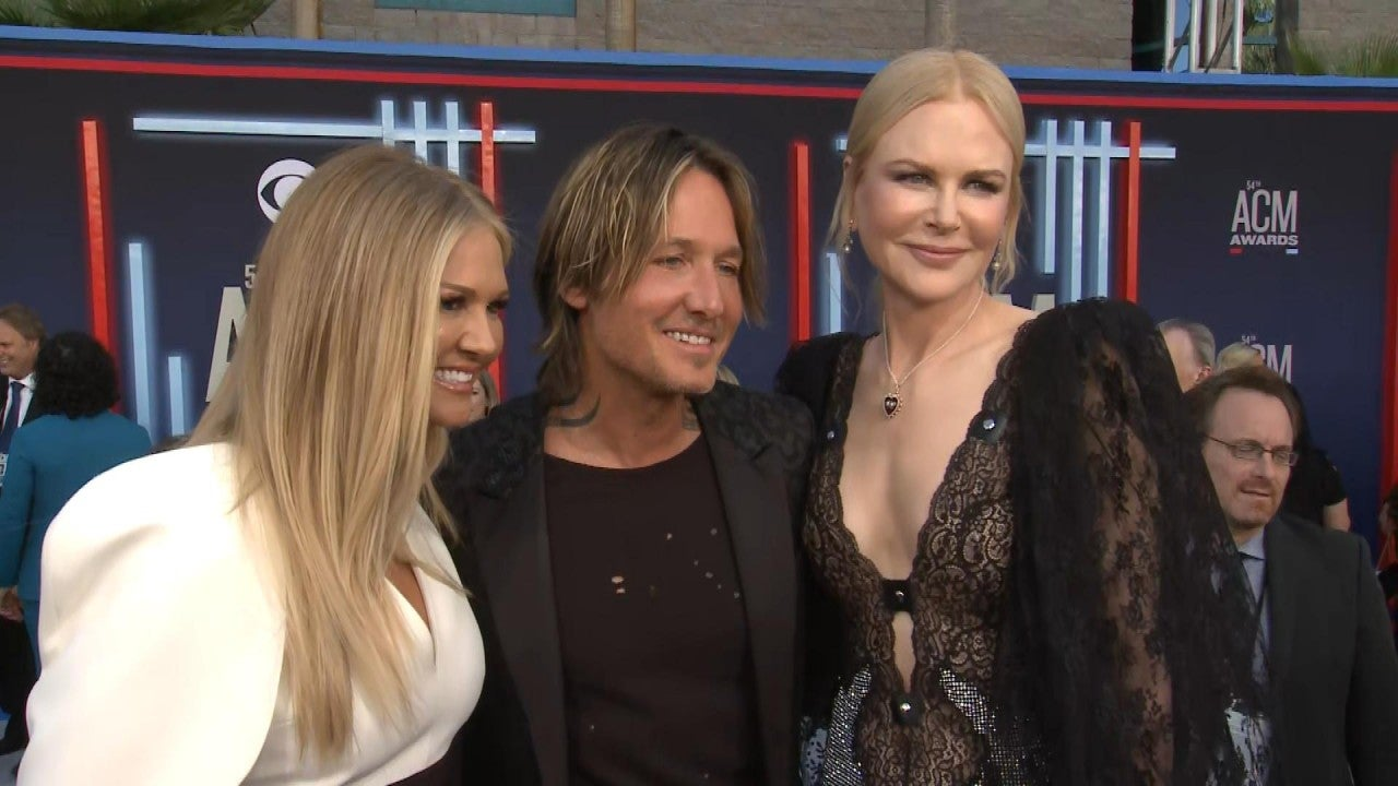 Nicole Kidman Reveals Keith Urban Has Already Seen Some of 'Big Little Lies' Season 2 (Exclusive)