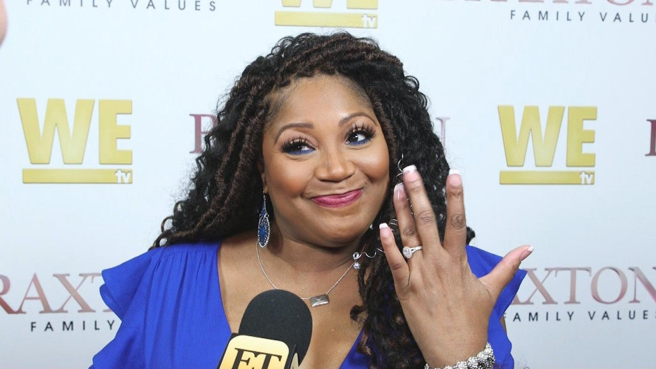 Trina Braxton Opens Up About Finding Love Again After Sudden Death of Ex-Husband (Exclusive)