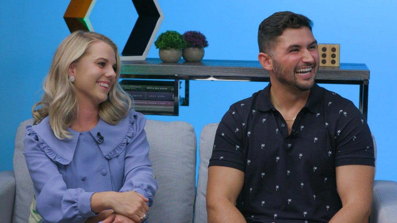 'Big Brother' Alums Nicole Franzel and Victor Arroyo Get Married