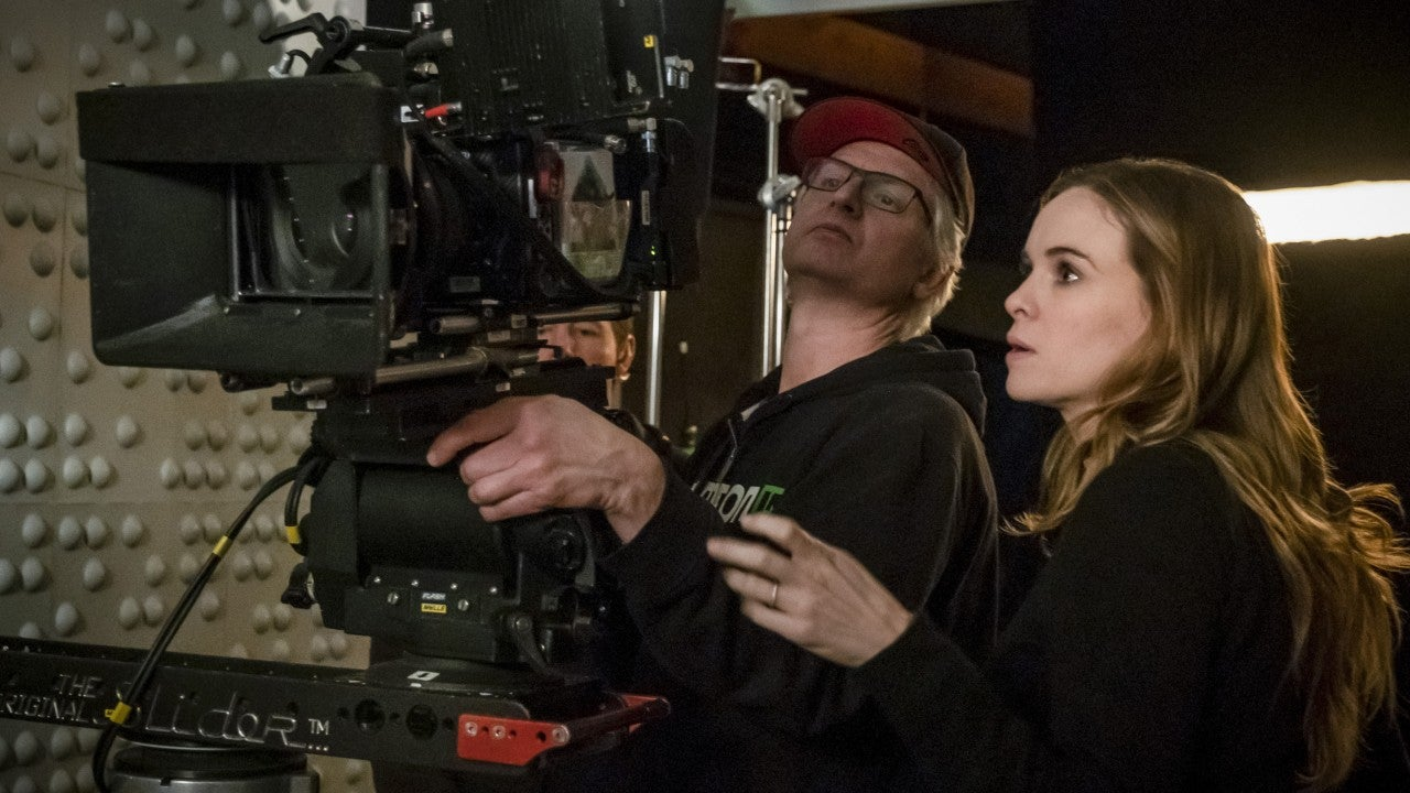 'The Flash': Danielle Panabaker Is 'Blown Away' to Be First Actress in CW's Arrowverse to Direct! (Exclusive)