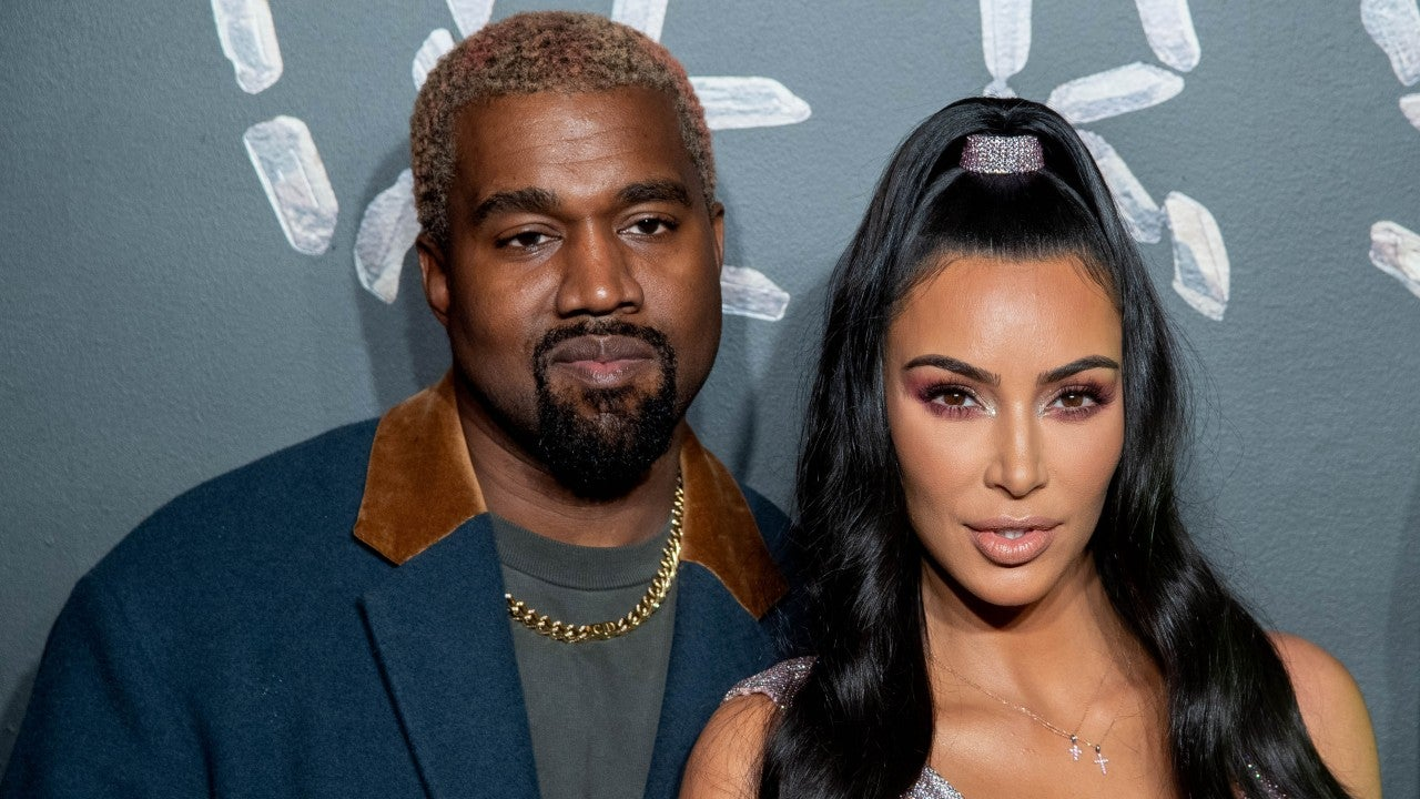 Kim Kardashian and Kanye West Take Fans Inside Their Home With Their 3 Kids