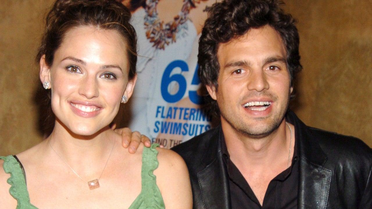 Mark Ruffalo Recalls Working With Jennifer Garner on '13 Going on 30' (Exclusive)