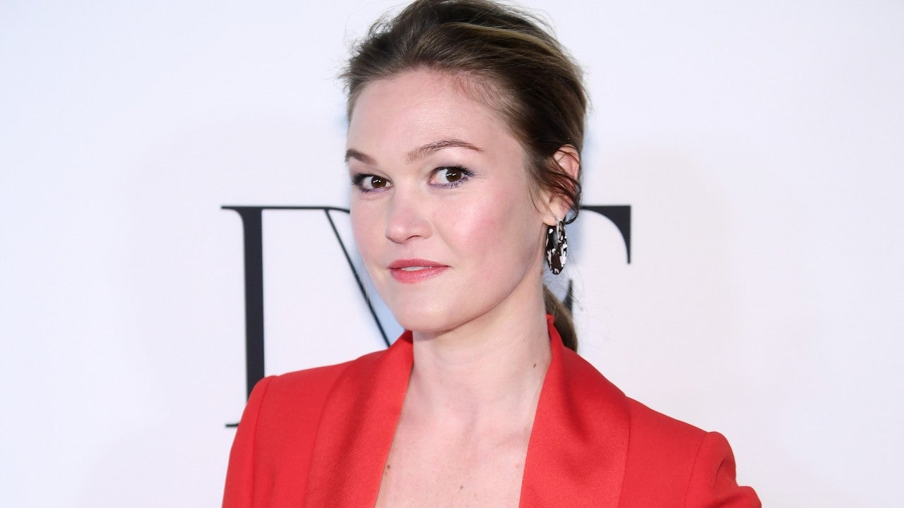 Julia Stiles Says She Was 'Dying' to Be a Part of 'Hustlers' With Jennifer Lopez and Cardi B (Exclusive)