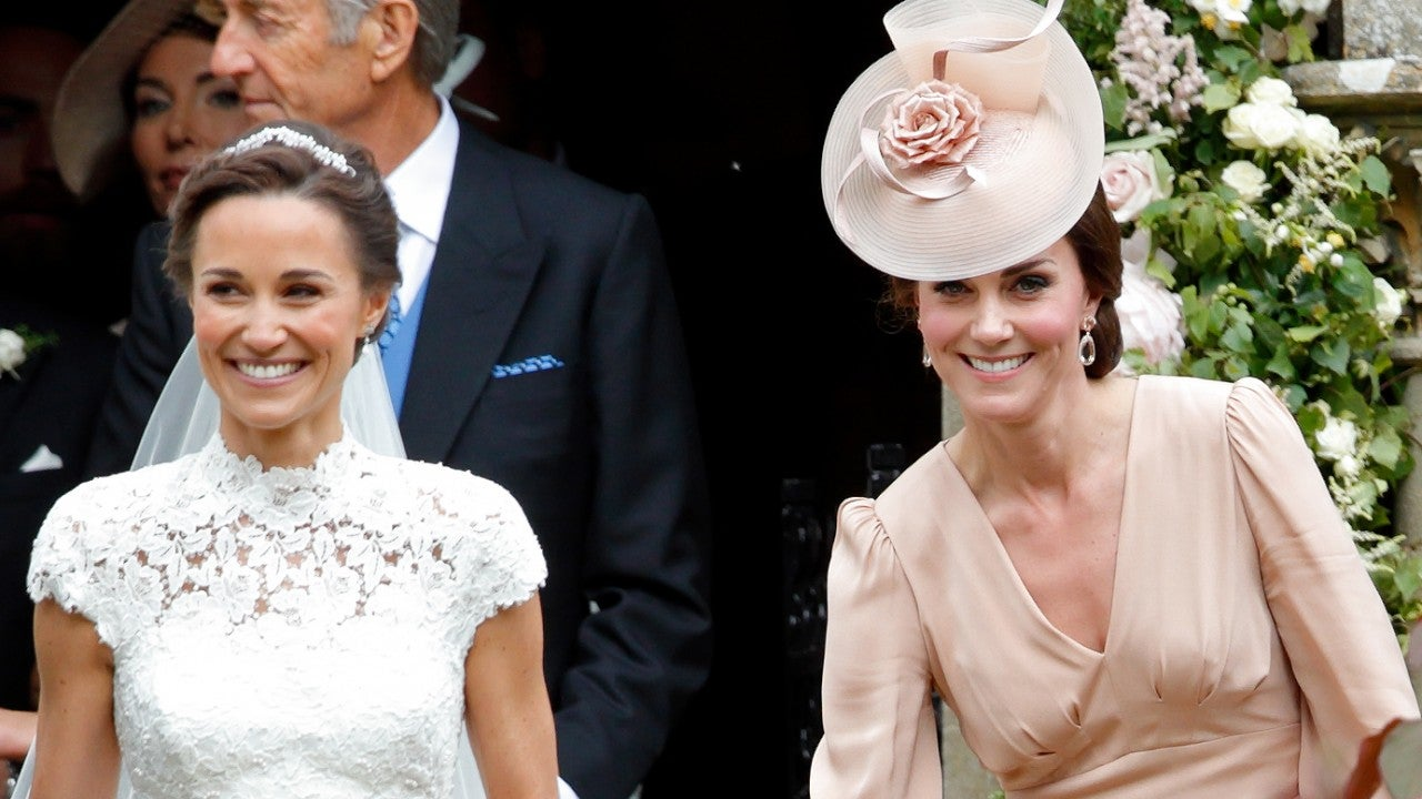 Pippa and Kate Middleton Have Plenty to Show Meghan Markle About Acing the New Mom Style Game